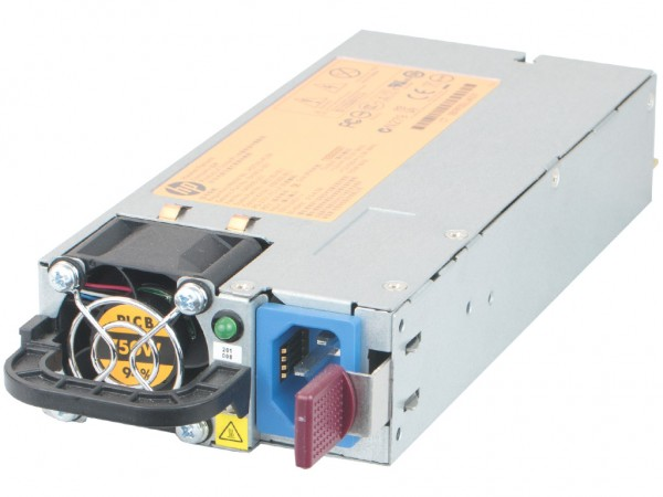 HPE 750W Netzteil / Platinum Power Supply, 578322-B21, 579229-001