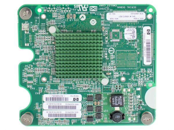 HPE 8GB FC-HBA Dual Port LPe1205 PCI-E, 456972-B21, 456978-001