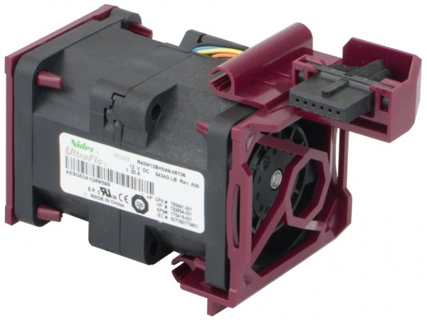 HPE Redundant Fan DL360-G9, High Efficiency, 792854-001