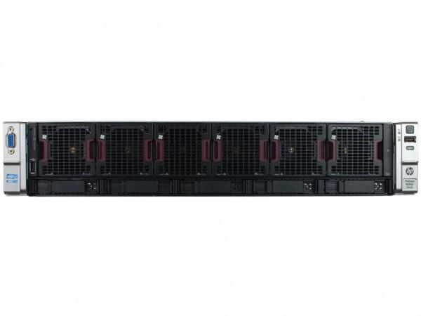 HPE ProLiant DL560 Gen9, 4x Intel E5-4660v4 2.2GHz, 384GB RAM, 1x 400GB SSD