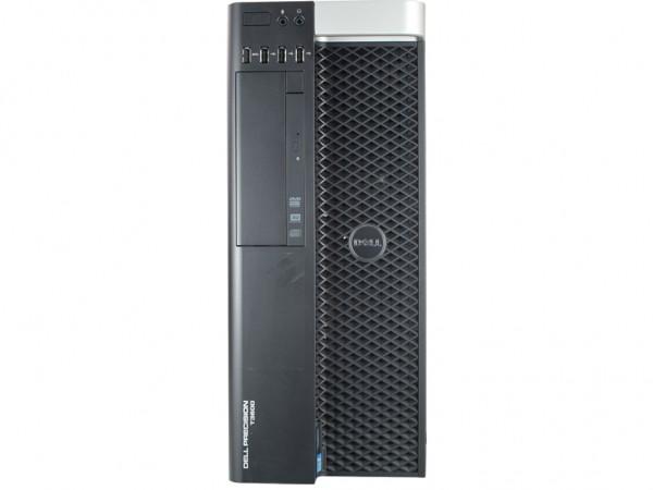 DELL T3600, Intel E5-1620 3.6GHz-10MB, 16GB, 1x500GB HDD