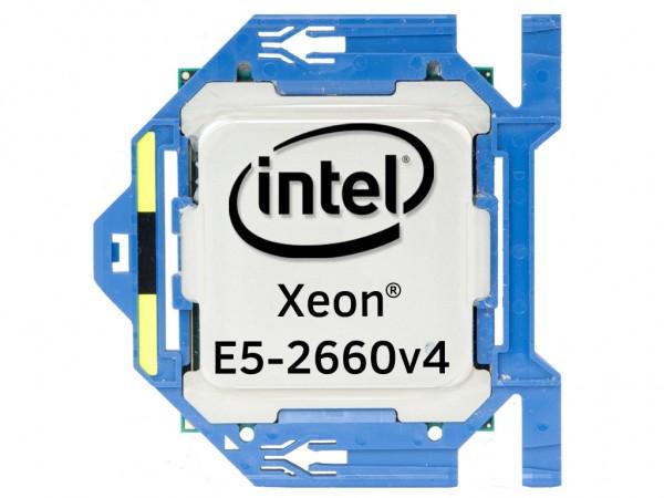 Intel Xeon E5-2660v4 14 Core CPU 2.0GHz, 35MB Cache, SR2N4