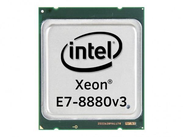 Intel Xeon E7-8880v3 CPU 18x2.30GHz-45MB Cache FCLGA2011, SR21X