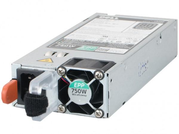 Dell 750W Netzteil / Plus Titanium Power Supply für R730 / R630, 0KNHJV 057TFT