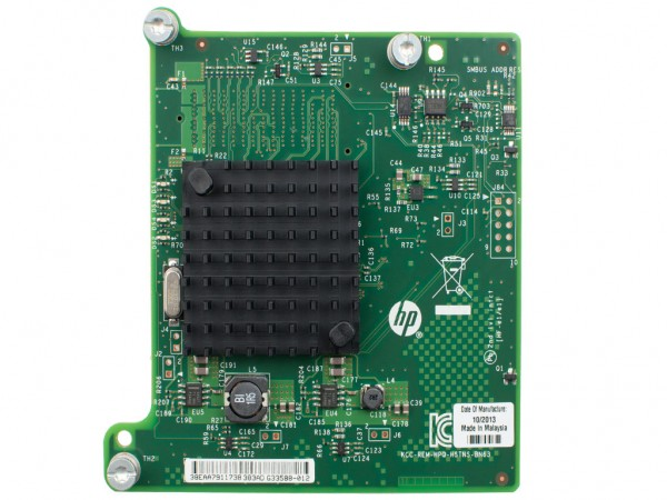 HPE NIC Quad Port 1Gb 366M PCI-E, 615729-B21