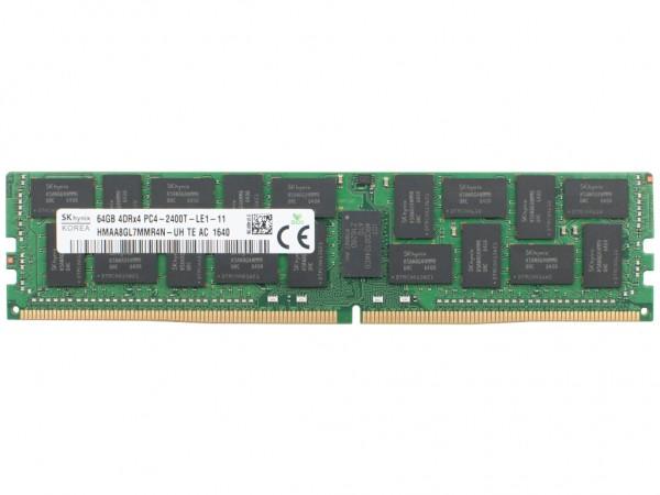 Dell 64GB DDR4 RAM 4DRx4 PC4-2400T-11 Dimm, 029GM8