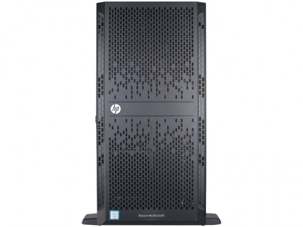 HPE ProLiant ML350 Gen9 Server 8xSFF, 2x E5-2680v4 14x 2.4 GHz, 384GB RAM, 2x 480GB SSD