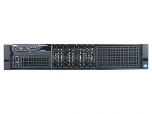 "Dell PowerEdge R720 Server 2xCPU 8x 2.5"" SFF Konfigurator"