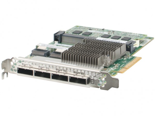 HPE Smart Array P822/2GB FBWC Module mit Batterie & Kabel, 615418-B21, 643379-001