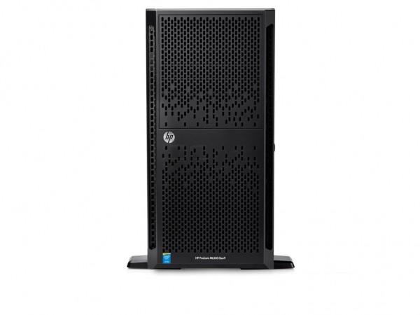 HPE ProLiant ML350 Gen9 Server, 1x Intel E5-2620 v4 8x 2.10GHz, 16GB RAM, 2x 300GB SAS