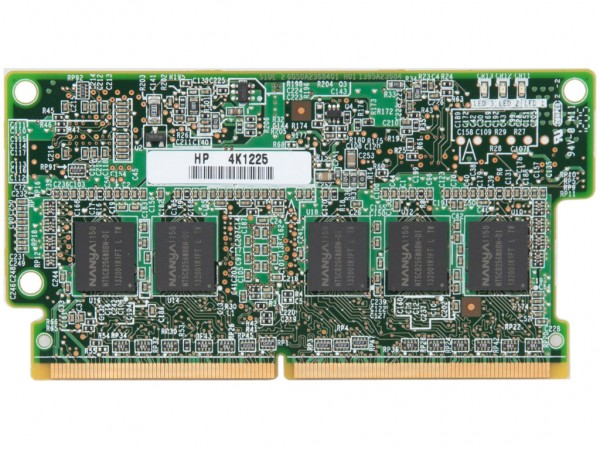 HPE Smart Array P42x 1GB FBWC Module mit Batterie, 631679-B21