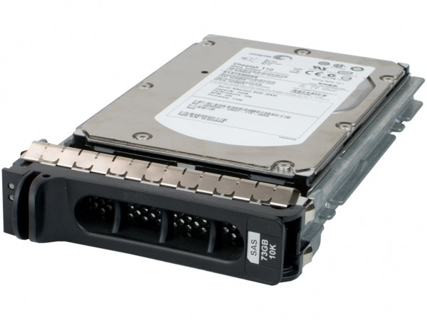 """Dell 72GB 15K 3G SAS 3.5"""" SP Hot Swap Festplatte, 0GM250"""