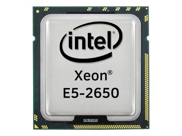 Intel Xeon E5-2650 Octa Core CPU 8x2.00GHz-20MB Cache FCLGA2011, SR0KQ