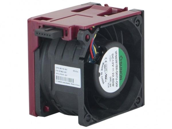 HPE Redundant Fan DL380 Gen10, 875075-001, 879655-001