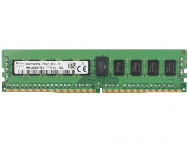 Dell 8GB DDR4 RAM 2Rx8 PC4-2133P RE0 Dimm, H8PGN