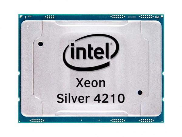 Intel Xeon Silver 4210 Deca Core CPU 2.2GHz, 13.75MB Cache, SRFBL