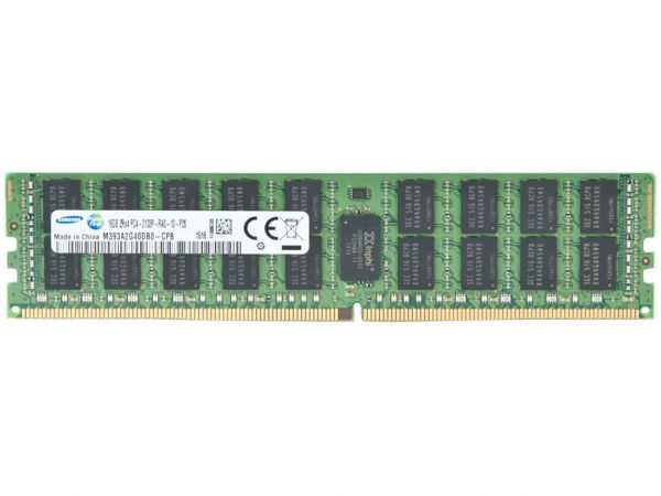 Dell 16GB DDR4 RAM 2Rx4 PC4-2133P RA0 Dimm, 1R8CR