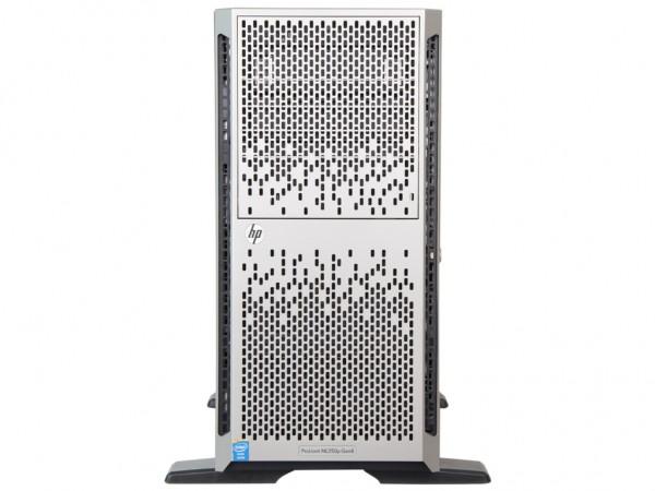 HPE ProLiant ML350p Gen8 Server 8xSFF, 652065-B21