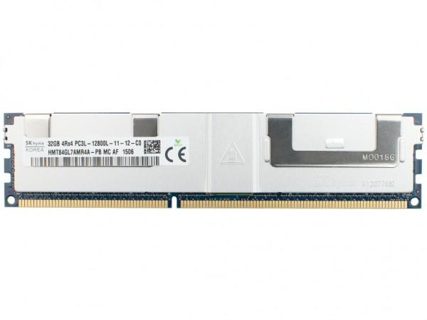 Dell 32GB DDR3 RAM 4Rx4 PC3L-12800L-11 REG Dimm, 7N0WM