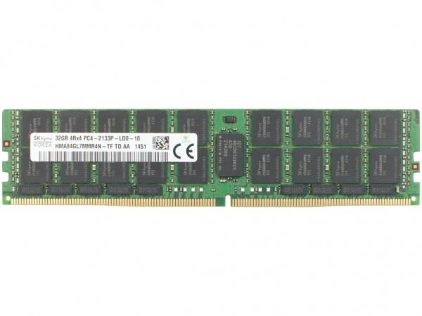 Dell 32GB DDR4 RAM 4Rx4 PC4-2133P LD0 Dimm, MMRR9