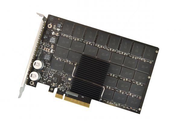 HPE SSD 6.4TB PCI-E Gen8  763840-B21 , 764128-001 Vorderansicht