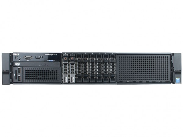 Dell PowerEdge R730 2x Intel E5-2680v4 14x 2.40GHz, 256GB DDR4 RAM, 2x 600GB HDD