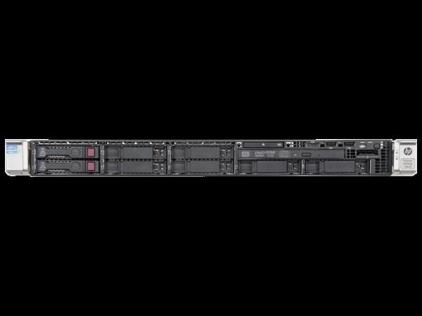 HPE ProLiant DL360p Gen8 Server, 2x Intel E5-2660 (je 8x 2.20GHz, 128GB RAM, 2x 450GB SAS