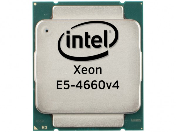 Intel Xeon E5-4660v4 16x 2.2GHz 40MB, SR2SD
