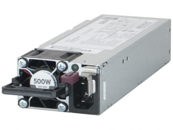 HPE 500W Platinum Low Halogen Netzteil / Power Supply, 865408-B21, 866730-001
