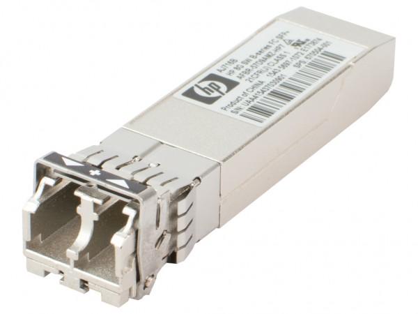 HPE 8Gb GBIC Short wave FC SFP+ Module, AJ716B