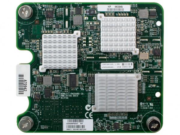 HPE Dual Port 10/100/1000 NC373M PCI-E Netzwerkkarte / Server Adapter, 404983-001