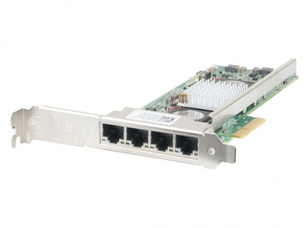 DELL NIC Quad Port 10/100/1000 Broadcom 5709 PCI-E, 0R519P