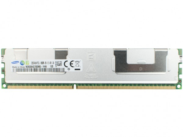 Dell 32GB DDR3 RAM 4Rx4 PC3L-10600R-9 REG Dimm, 0R45J