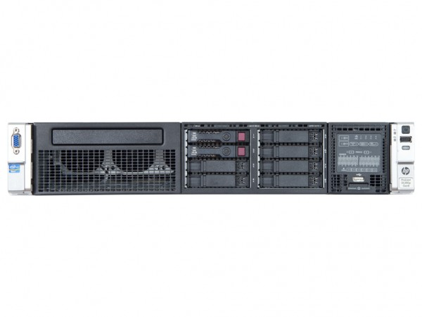 HPE ProLiant DL380p Gen8 Server, 2x Intel E5-2650v2 16x 2.60GHz, 64GB RAM, 2x 450GB SAS