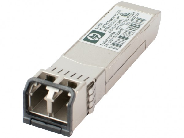 HPE 8Gb GBIC Short wave FC SFP+ Module
