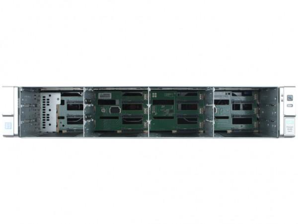 HPE ProLiant DL380 Gen9 12x LFF-Slots Server , Base mit B140i , 719061-B21