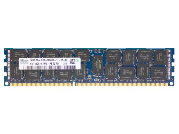 Dell 16GB DDR3 RAM 2Rx4 PC3-12800R REG Dimm, JDF1M