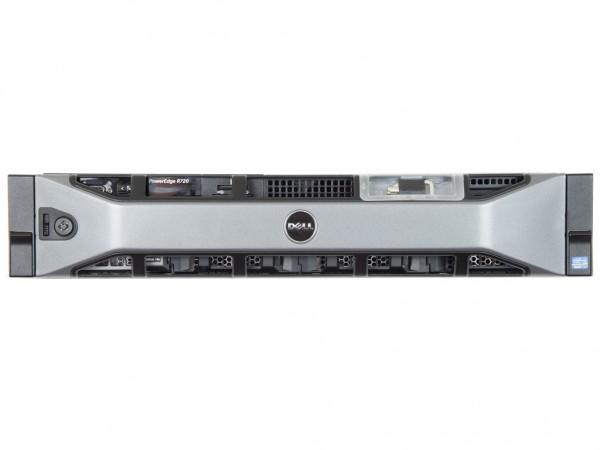 Dell PowerEdge R720 2xCPU 12x SFF Server, Base
