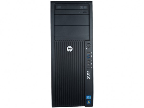 HP Z220 Workstation, Intel E3-1240v2, 500GB HDD, Nvidia Quadro 2000 , A3J44AV
