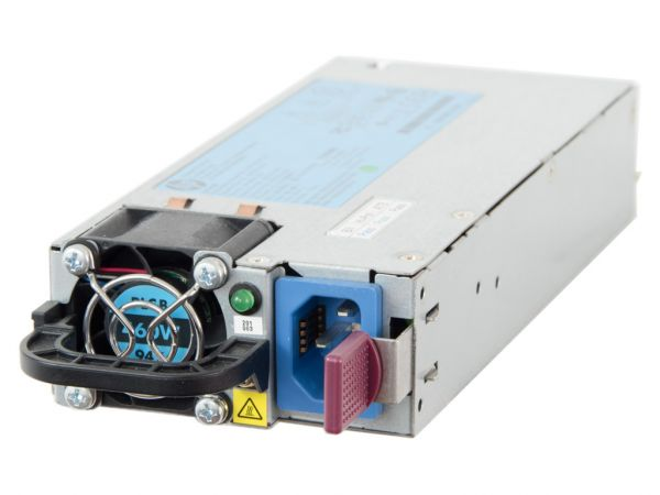 HPE 460W Netzteil / Platinum Plus Power Supply, DL360/DL380 Gen8, 656362-B21, 660184-001