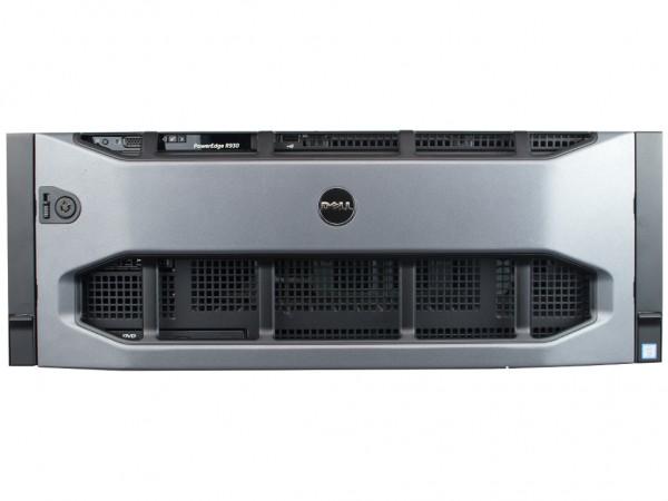 Dell PowerEdge R930 4x SFF Server, Base, H730P, 4P
