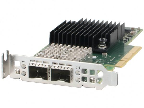 Dell Dual Port 25Gb ConnectX-4 LX CX4121C PCI-E LP, 020NJD