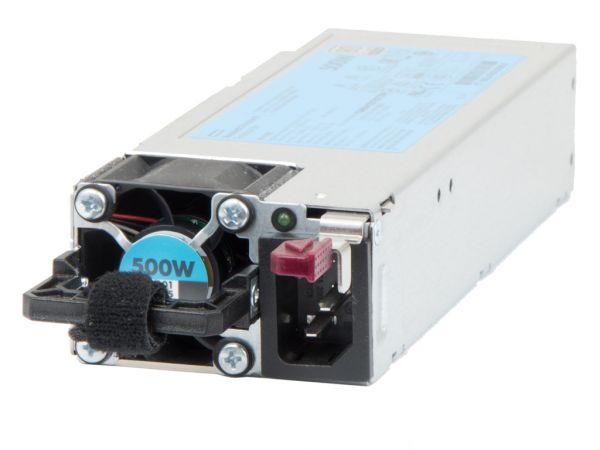 HPE 500W Netzteil / Power Supply, DL360/DL380/ML350 Gen9, 720478-B21, 754377-001