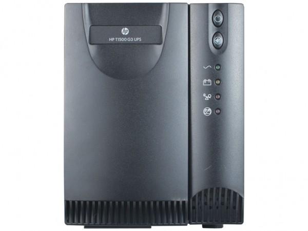 HP USV T1500 G3 1400VA INTL Tower UPS, AF451A