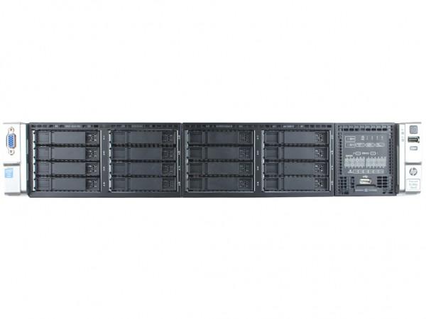 "HPE ProLiant DL380p Gen8 16x 2.5"" SFF Server, Base, 653200-B21 + 662883-B21"