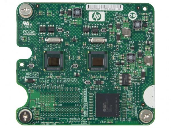 HPE Quad Port 10/100/1000 NC364M PCI-E Netzwerkkarte / Server Adapter, 447881-001