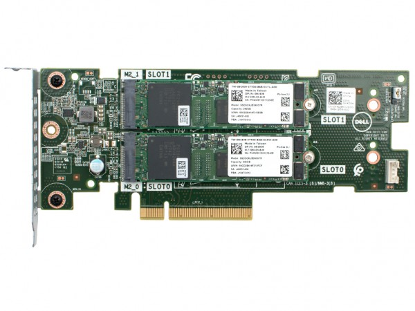 Dell SSD M.2 Adapter BOSS-S1 2x240GB PCI-E, 403-BBPZ
