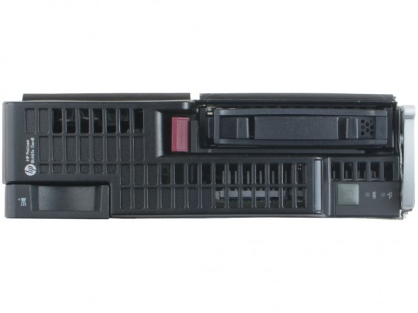 HPE ProLiant BL465c Gen8 Server, 2x Opt. 6384-2.8GHz-16MB 0GB P220i, 634975-B21