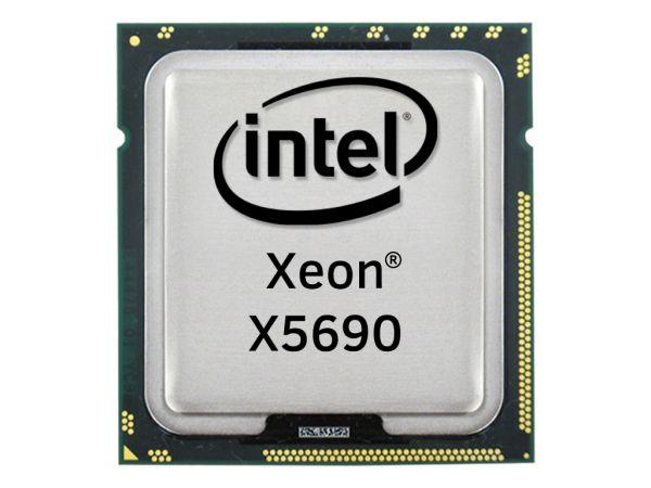 Intel Xeon X5690 Six Core CPU 6x3.46GHz-12MB Cache FCLGA1366, SLBVX