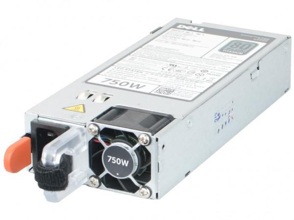 Dell 750W Netzteil / Titanium Power Supply für R720 / R620, XYXMG